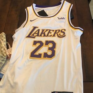 New Lebron James Lakers Jersey for sale